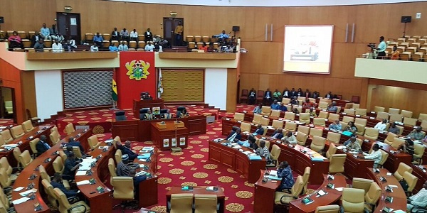 Ghana-Press-highlights-on-suspension-of-sittings-by-Parliament-others